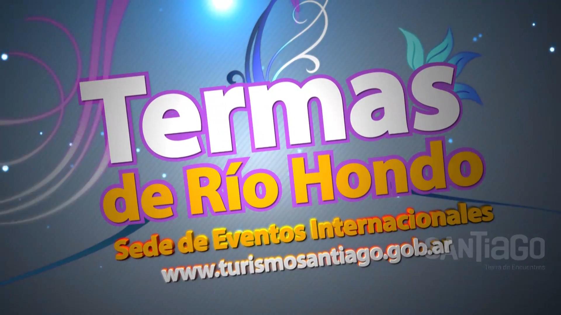 SEMANA SANTA EN TERMAS DE RÍO HONDO